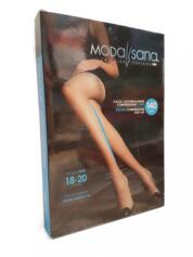MODASANA WOMEN'S HOLD-UPS 140 DEN 18-20 MMHG HONEYCOMB MESH