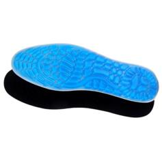 SOFSOLE MEN'S ORTHOTIC FOOTBED MASSAGING GEL