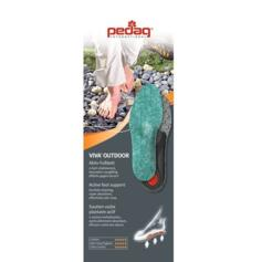 PEDAG ANATOMICAL FOOTBED VIVA OUTDOOR UNISEX