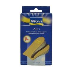 MOVI COMFORTABLE HEEL SUPPORT CORK AND LEATHER