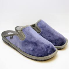 DR. SCHOLL BRIENNE 2.0 WOMEN'S SLIPPERS MEMORY FOOTBED BLUE