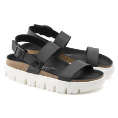 PAPILLIO CAMERON CHUNKY DAMASKO BLACK WOMEN'S SANDALS PLATFORM 1015910