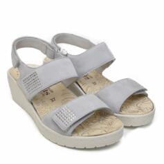 MOBILS BY MEPHISTO PAM ERGONOMIC WOMEN'S SANDALS  DOUBLE STRAPS