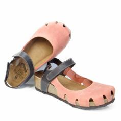 SABATINI EMANUELA WOMEN'S SANDALS CLOSED TOE EXTRA WIDE FIT