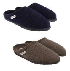 HAFLINGER KASCHMIR WALK MEN'S WOMEN'S SLIPPERS WOOL EVEREST