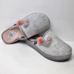 DR.SCHOLL'S LAUREN HEART WARM HOUSE SLIPPERS MEMORY CUSHION INSOLE