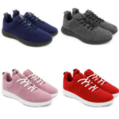 HAFLINGER EVERY DAY MEN'S WOMEN'S WOOL FELT SHOES SNEAKERS