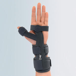 FGP PLE 201 THUMBLOCK RIGID ORTHOPEDIC BRACE FOR WRIST AND THUMB