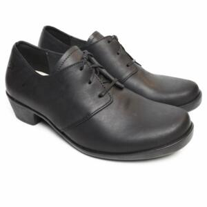 LOINTS OF HOLLAND SHOES NATURAL BLACK OPERA WOMEN