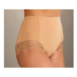 VENUS SHAPING GIRDLE MERIS BLACK-NUDE