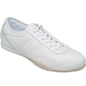 SCHOLL MEN'S PROFESSIONAL LACES' FOOTWEAR ENERGY WHITE
