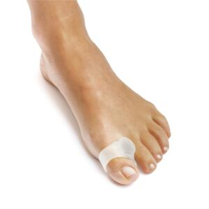 EUMEDICA GEL TOE SPREADER W/TOE LOOP