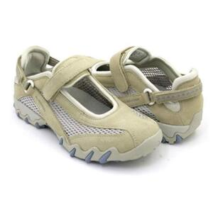 ALL ROUNDER BY MEPHISTO NIRO WOMEN'S SPORT SHOES GREY