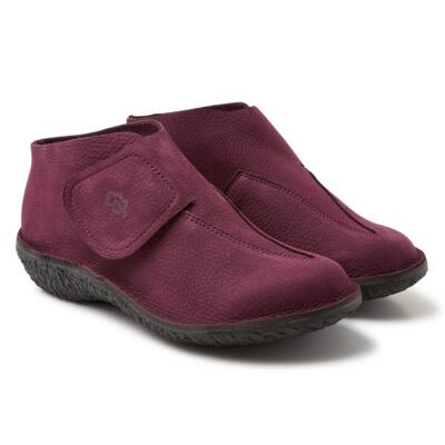 LOINTS OF HOLLAND SHOES FUSION  WINE WOMEN SHOES MADE IN NETHERLAND