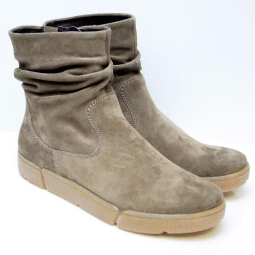 ARA ROM WOMEN'S BOOTS SUEDE LEATHER BEIGE