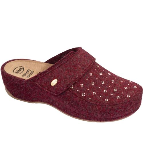 DR.SCHOLL'S ALPHA TAURI SLIPPERS REMOVABLE INSOLE MASSAGE EFFECT