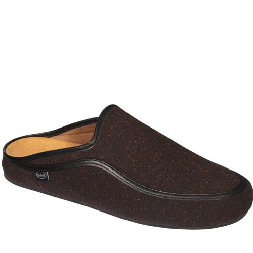 DR.SCHOLL'S BRANDY MEN'S HOUSE SLIPPERS REMOVABLE INSOLE BIOPRINT